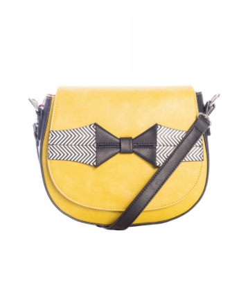 Yellow Touch by Grace Handbag