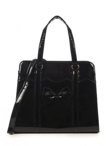 Black Juicy Bits Handbag