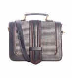 Houndstooth Betty Does Country Handbag