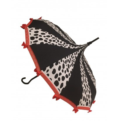Dalmatian Lover Carousel Shaped Umbrella