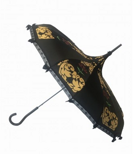 Beauty Carousel Shaped Umbrella