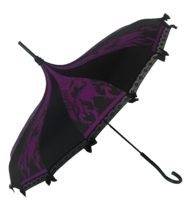 Sleeping Villain Carousel Shaped Umbrella