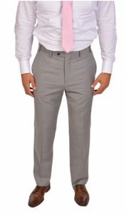 Light Grey Sport Fit Dress Pants