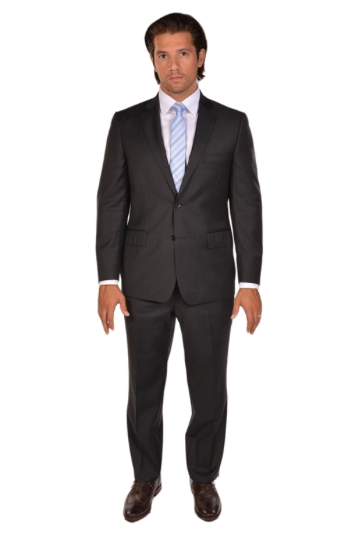 Charcoal Classic Fit Suit
