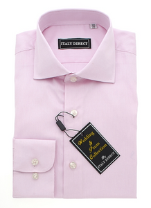 Light Pink Classic Fit Dress Shirt