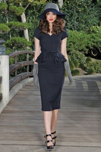 Jeannette Faith Fitted Dress by Stop Staring!