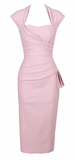 Uma Fitted Dress by Stop Staring! (7 Color Options)