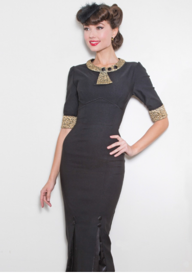 30 Bombshell 2 Fitted Dress by Stop Staring!