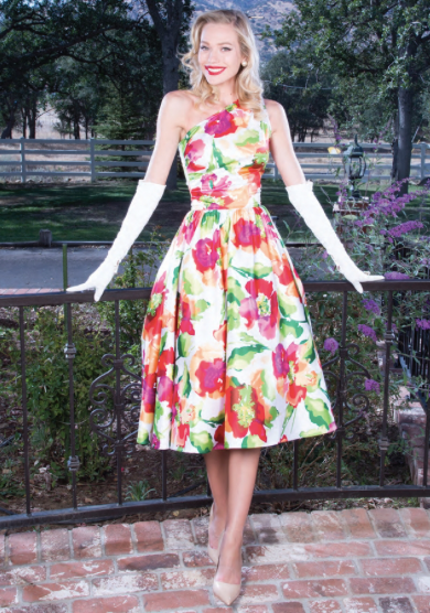 Bloom Swing Dress by Stop Staring!