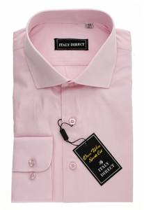 Light Pink Sport Fit Dress Shirt