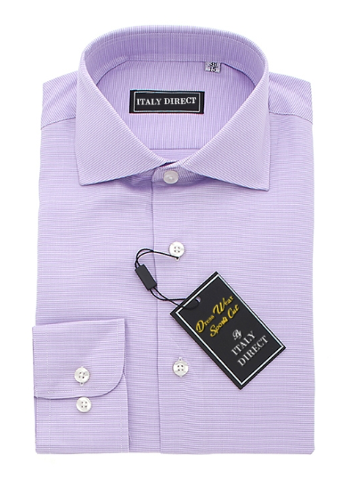 Purple Sport Fit Dress Shirt