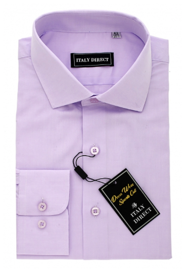 Lavender Sport Fit Dress Shirt