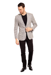 Rich & Famous Slim Fit Sport Jacket