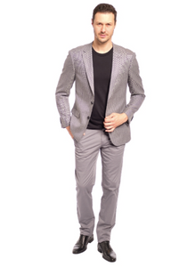 GQ IQ Slim Fit Sport Jacket