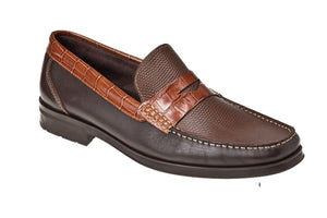 Sandro Moscoloni Brown Siena Men's Shoe