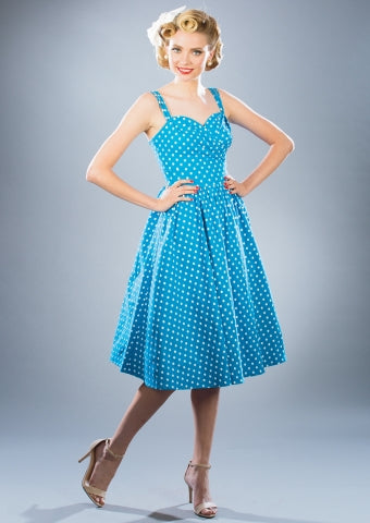Sue Lynn Swing Dress by Stop Staring!
