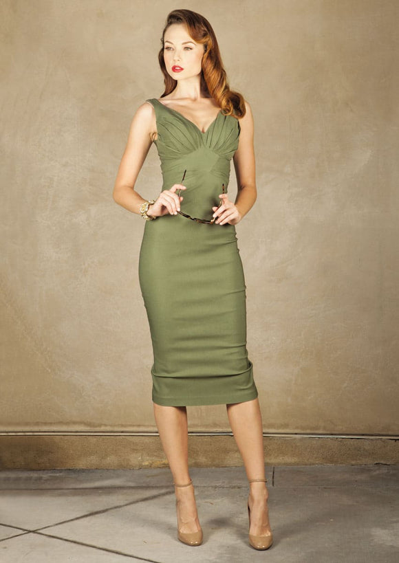 Stop Staring Maeve Fitted Dress