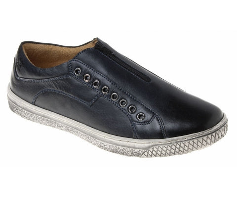 Sandro Moscoloni Navy Ross Men's Shoes