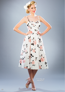 Stop Staring Southern Belle Swing Dress Promotional Picture