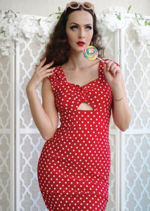 Summer Sweet Fitted Dress by Stop Staring!