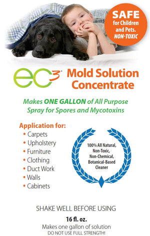 EC3 Mould Solution Concentrate