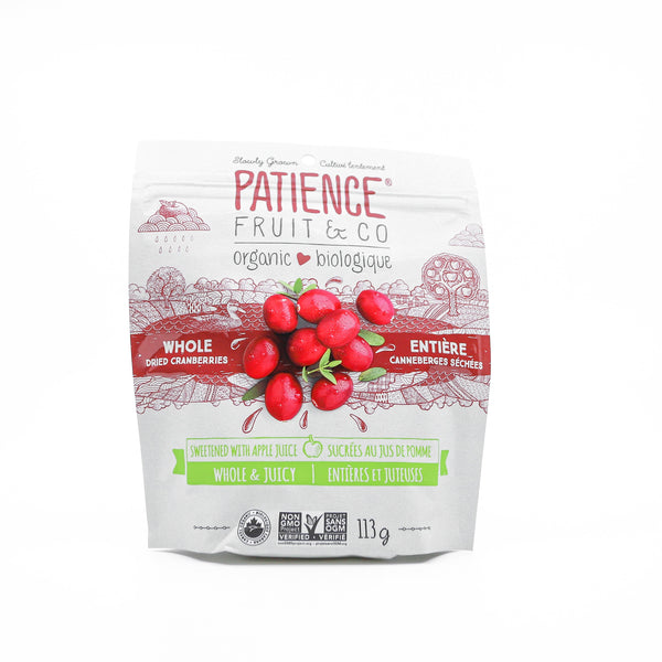 Patience et Co. - Whole rasberries