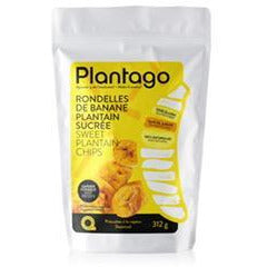 Plantain Chips | Sweet Yellow Healthy Creole Plantain Chips | Cuisine Lakay Lola