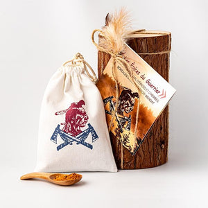 Les Épices du Guerrier - Special gift log