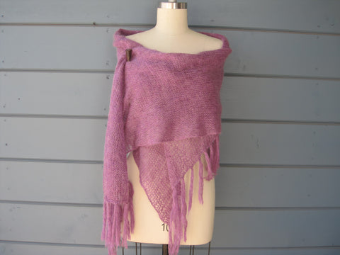 Finch Goddess Shawl/Scarf