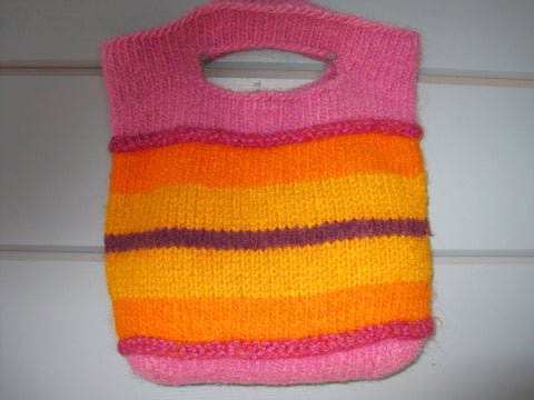 Fiesta Felted Purse