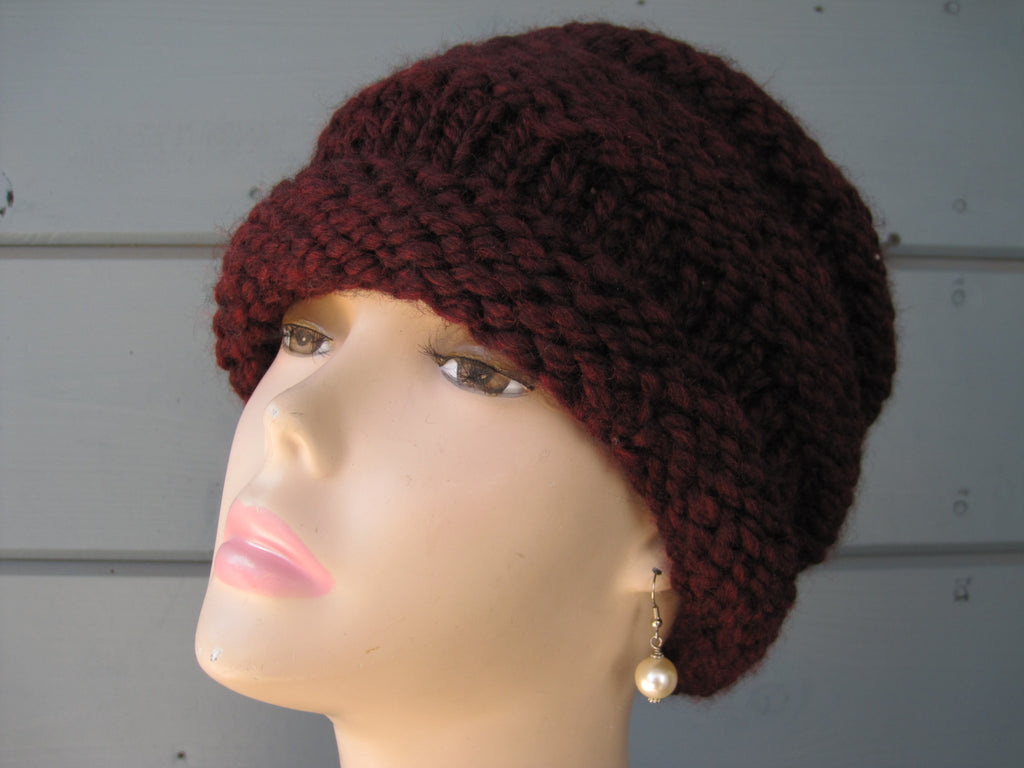 Claret Mountain Hat