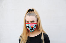Laden Sie das Bild in den Galerie-Viewer. Cute Girl | Face Mask - Happy Mask
