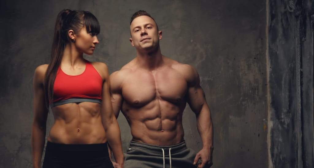 How to gain muscle mass naturally?