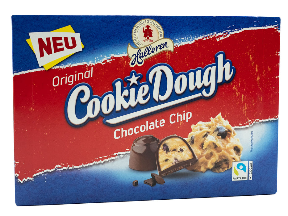 "Original Cookie Dough ""Chocolate Chip"" von Halloren"