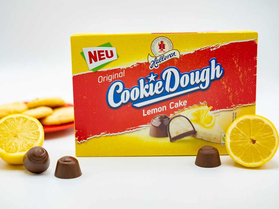"Original Cookie Dough ""Lemon Cake"" von Halloren"
