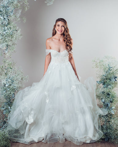 Wedding Dress: Ella