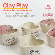 Load image into Gallery viewer, Clay Play, December 19