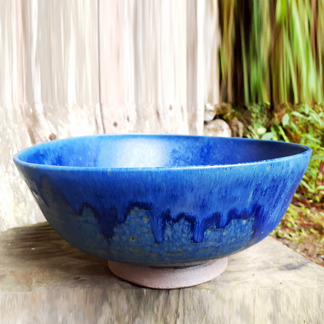Mountain Bowl Blue B