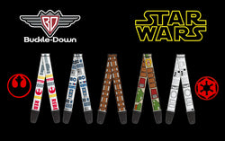 Buckle-Down Star Wars Guitar Straps