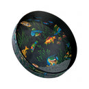 "Remo Fiberskyn 12""x2.5"" Ocean Drum - Fish Graphic"