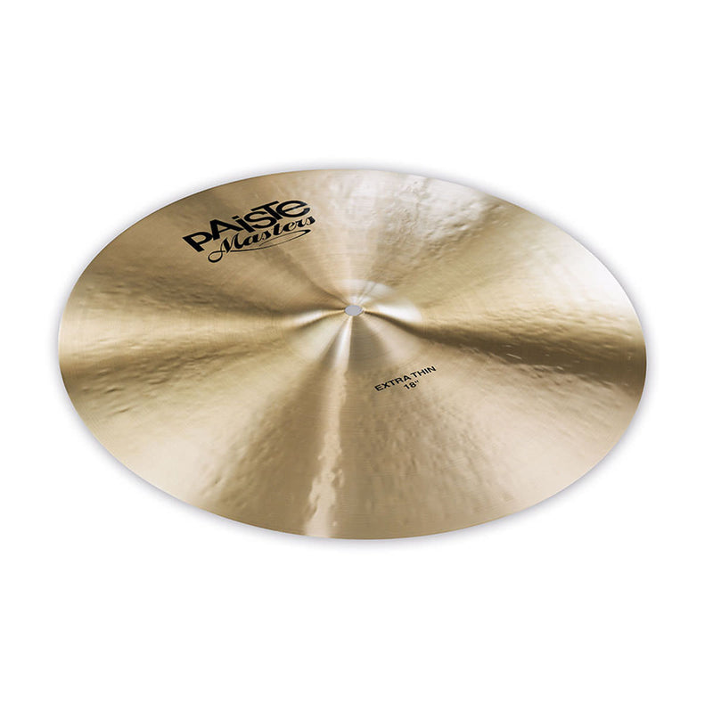 "Paiste Masters Collection 18"" Extra Thin"