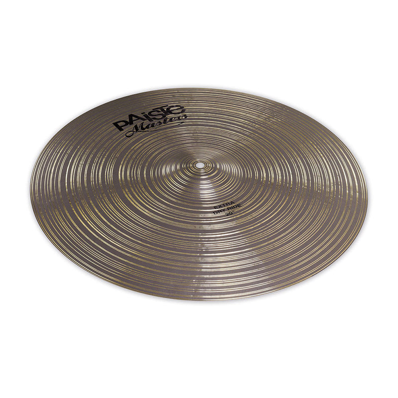 "Paiste Masters Collection 20"" Extra Dry Ride"