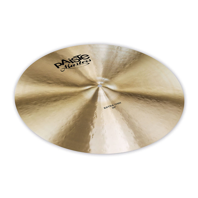 "Paiste Masters Collection 20"" Extra Thin"