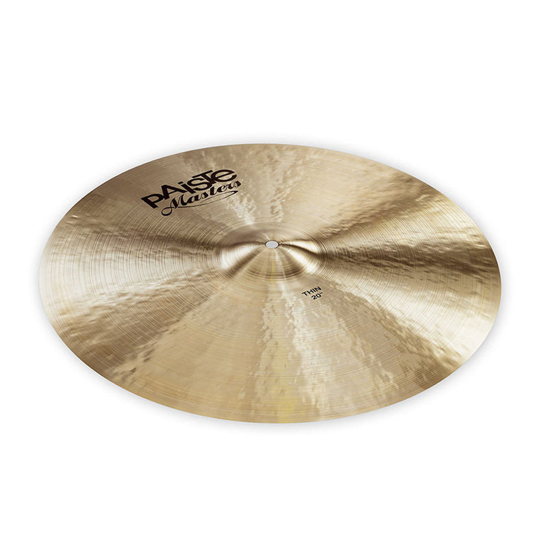 "Paiste Masters Collection 20"" Thin"