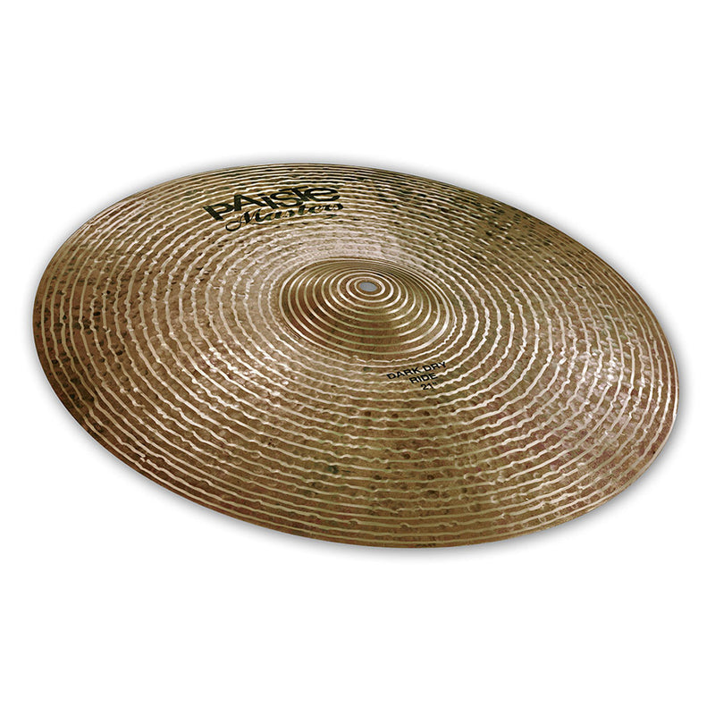 "Paiste Masters Collection 21"" Dark Dry Ride"