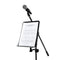 Stagg Music Stand Top with Mounting Arm