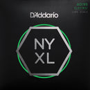 D'Addario NYXL4095 Nickel Wound, Long Scale, Super Light (.040 -.095)