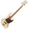 Fender 60th Anniversary Road Worn Jazz Bass in Olympic White