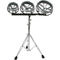 "Remo Rototom Set - 6"", 8"" & 10"" with Stand"