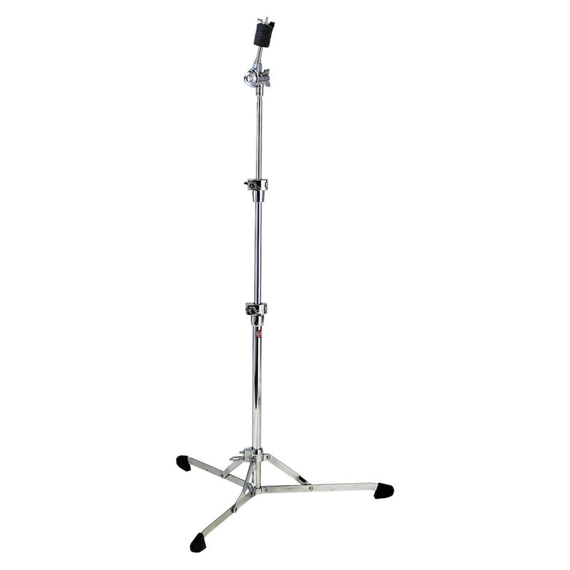 Gibraltar 8710 Flat Base Straight Cymbal Stand with Brake Tilter